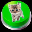 Kitten Cat Meow Button