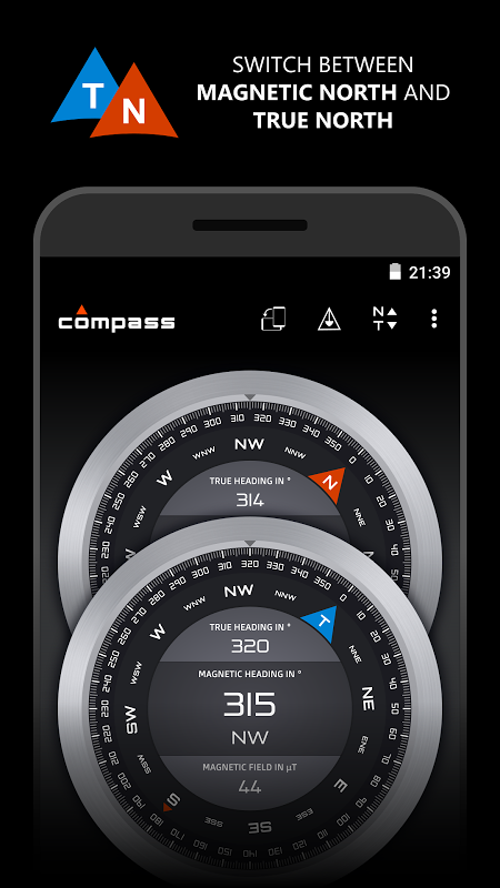 Compass Pro screenshot 2
