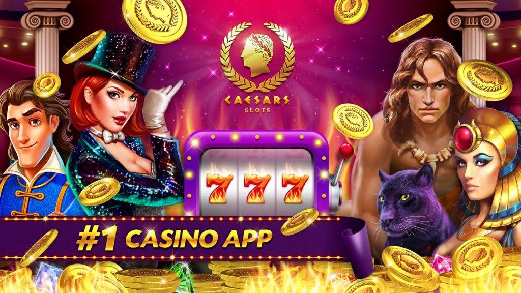 caesars free slot games