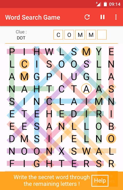Word Search screenshot 12