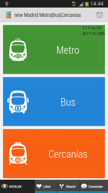 Madrid metro bus cercanias download apk for android aptoide