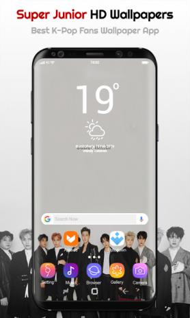 Super Junior Kpop Wallpapers 10 Unduh Apk Untuk Android