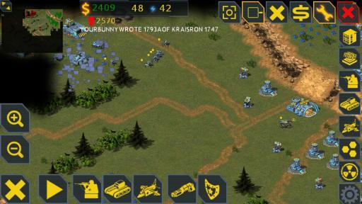 RedSun RTS: Strategy PvP screenshot 9