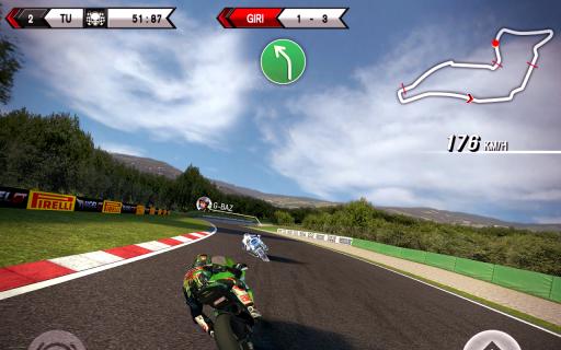 SBK15 Official Mobile Game screenshot 4