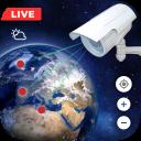 Live Earth Cam HD - Webcam, Vista satellitare