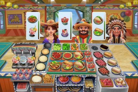 Crazy Cooking - Star Chef screenshot 6
