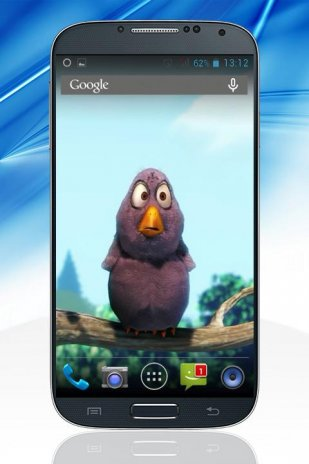 Funny Bird Live Wallpaper 20 Descargar Apk Para Android