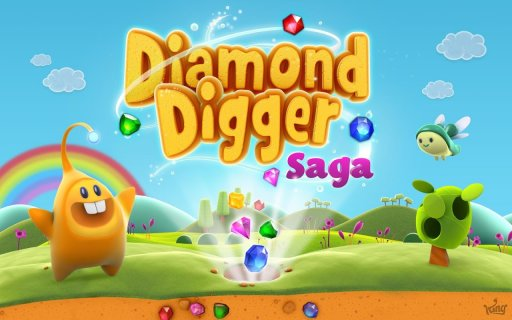 Diamond Digger Saga screenshot 9