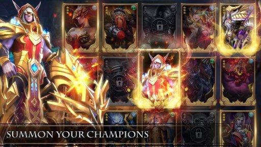 Trials of Heroes: Idle RPG screenshot 4