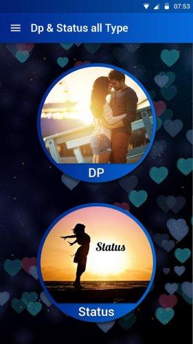 DP and Status app 2020 screenshot 1