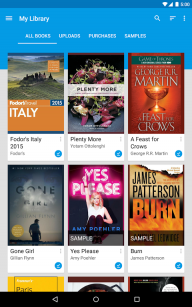 Google Play Books screenshot 6