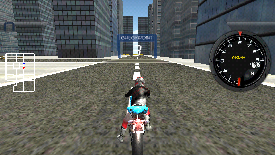 motion sensor bike racing games for android free download