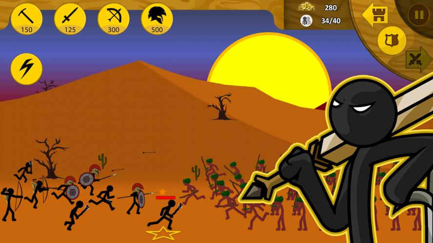 Stick War: Legacy screenshot 4