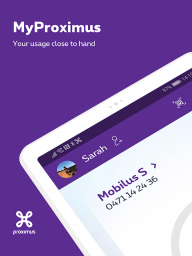 MyProximus screenshot 7