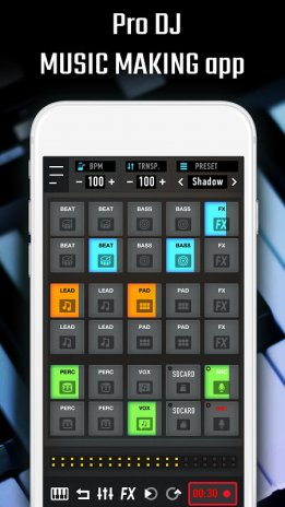 MixPads - Drum pad & dj mixer 5 1 Download APK for Android - Aptoide
