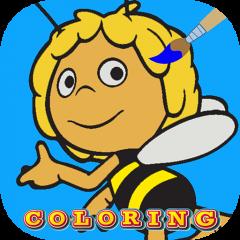 Buku Mewarnai Maya Lebah 22 Unduh Apk Untuk Android Aptoide
