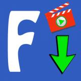 Downloader Video para Facebook Icon