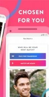 Once - Quality dating for singles - once every day Screen