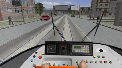 Tram Driver Simulator 2018 screenshot 5
