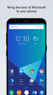 Microsoft Launcher screenshot 3
