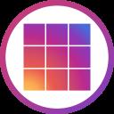 PhotoSplit - Photo Grid Maker for Instagram