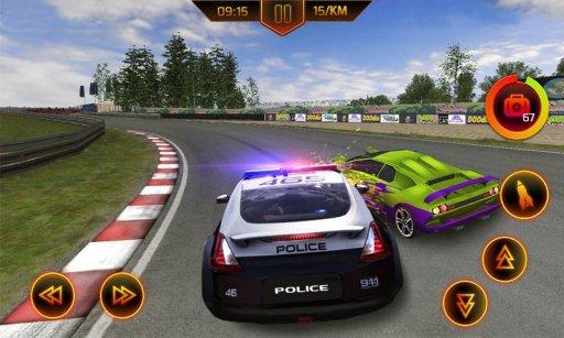 Police Car Chase screenshot 2