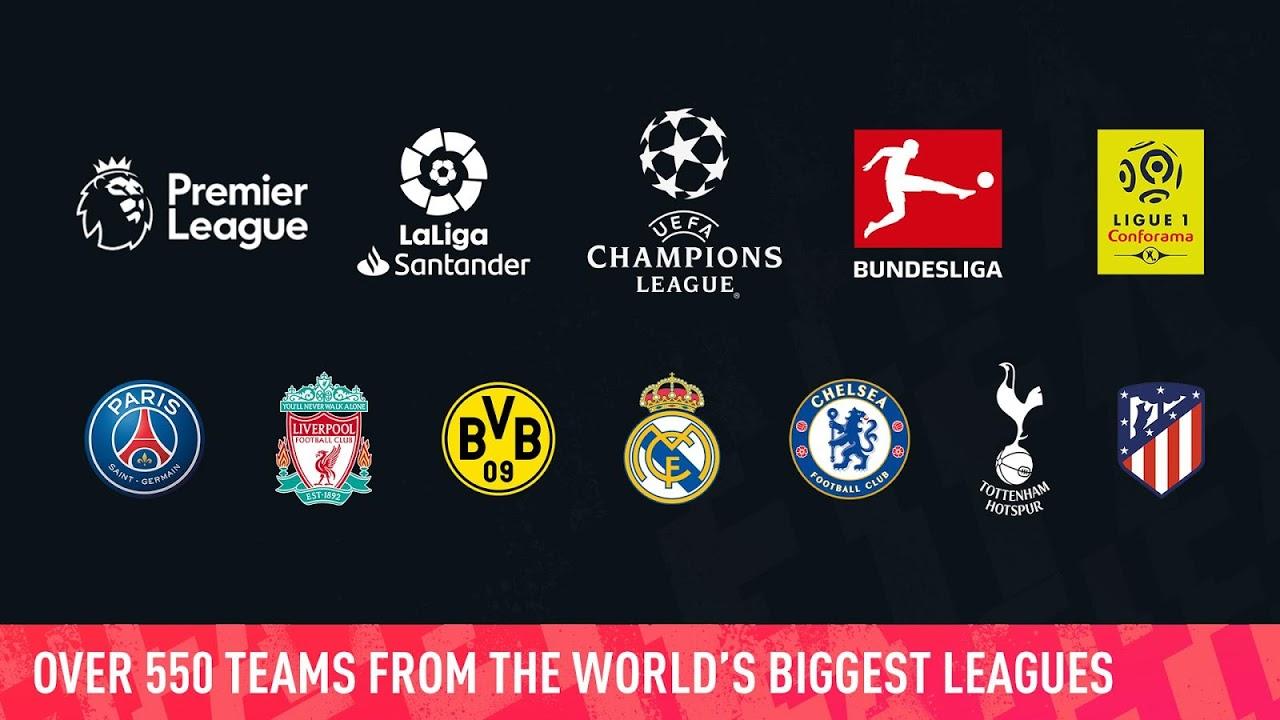 FIFA Mobile Football screenshot 1