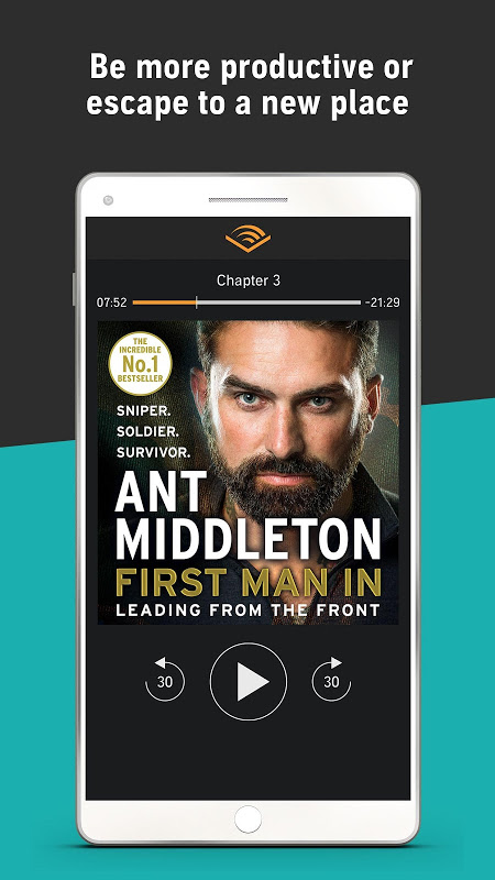 Audiobooks from Audible screenshot 8
