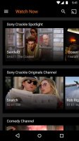 SonyCrackle–Free TV & Movies Screen