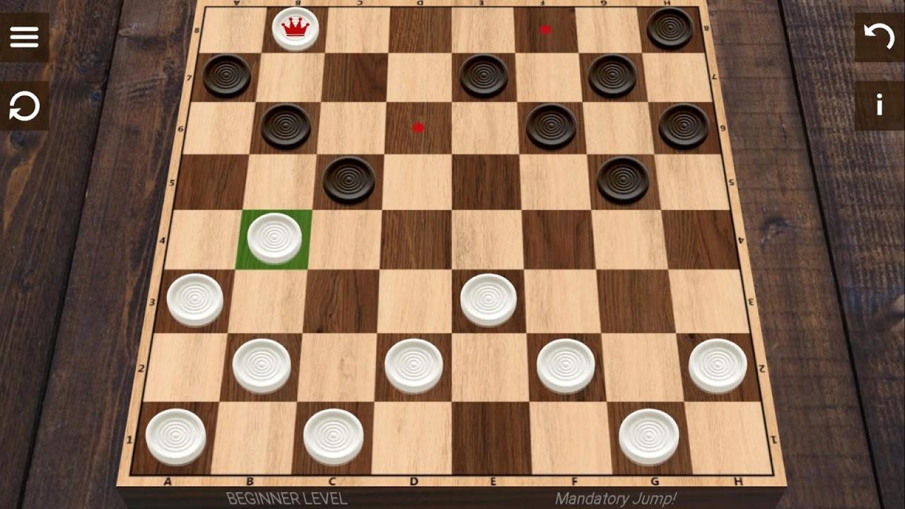 Draughts screenshot 2