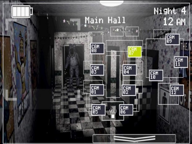 Five Nights At Freddy's DarkCheats 1 0 Загрузить APK для