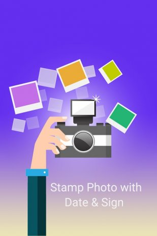 Stamp Photo with Date and Sign 1 8 Download APK for Android