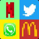 Logo Pixel Art Quiz