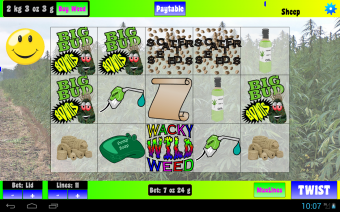 Stoner Slots ][ Elevated Weed Screenshot