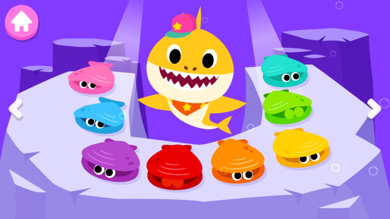 Pinkfong Baby Shark screenshot 1