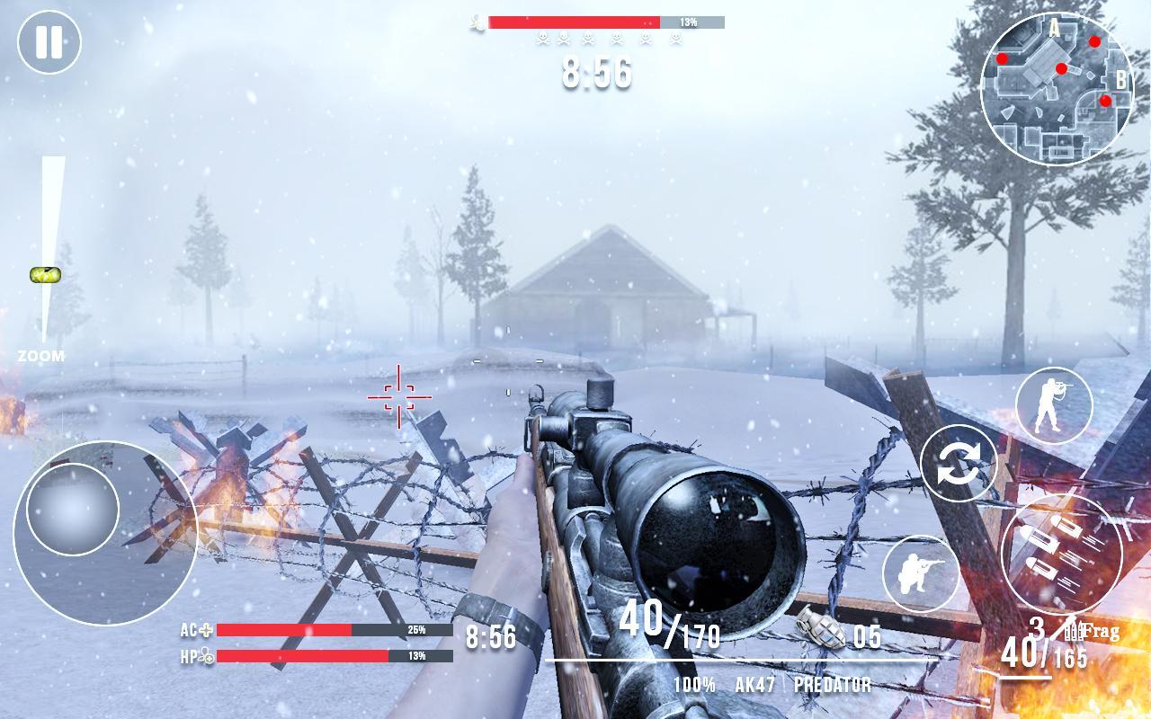 Call of Sniper WW2: Final Battleground screenshot 3