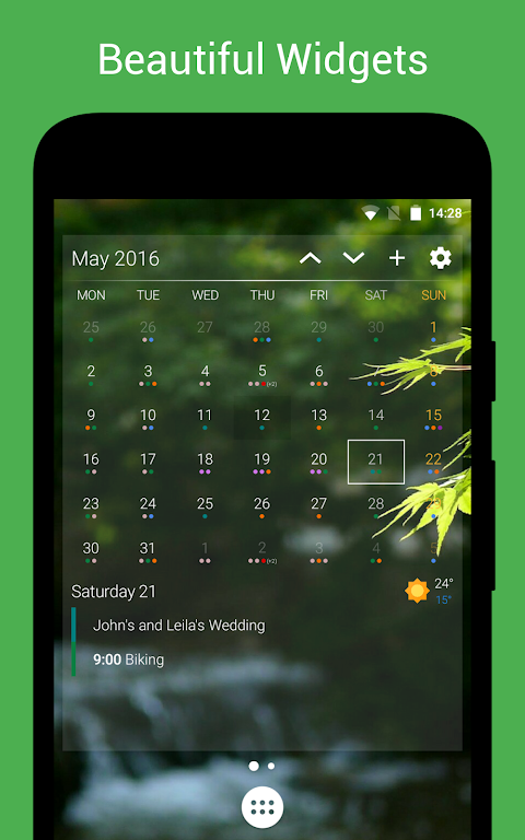 DigiCal Calendar screenshot 5