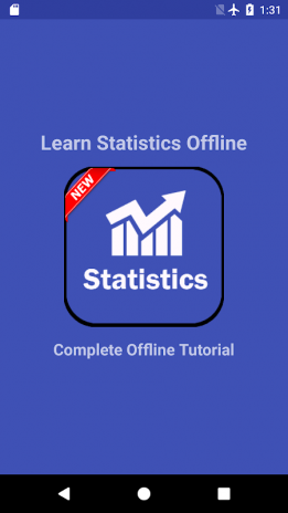Learn Statistics Offline 1 1 Download APK for Android - Aptoide