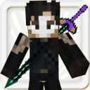 Skins of knights for Minecraft PE
