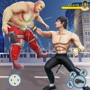Beat Em Up Fighting Games: Kung Fu Karate Game