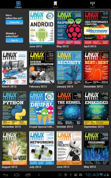 linux journal download apk for android aptoide. Black Bedroom Furniture Sets. Home Design Ideas