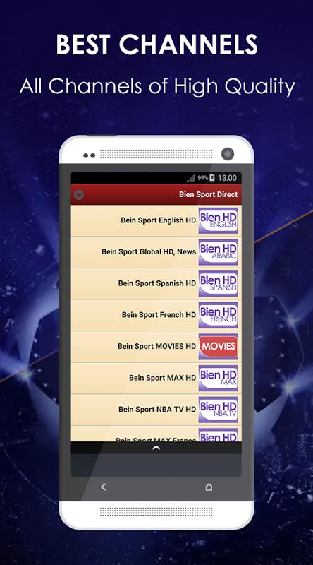Futebol vivo screenshot 2