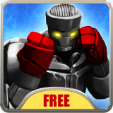 Steel Street Fighter 🤖 Robot boxing game Icon