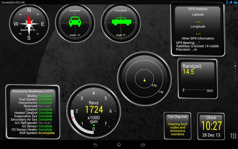 Torque Pro (OBD2 / Carro) screenshot 15