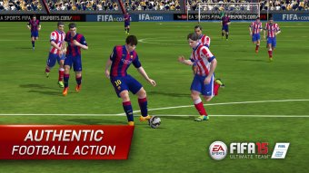 FIFA 15: UT Screenshot
