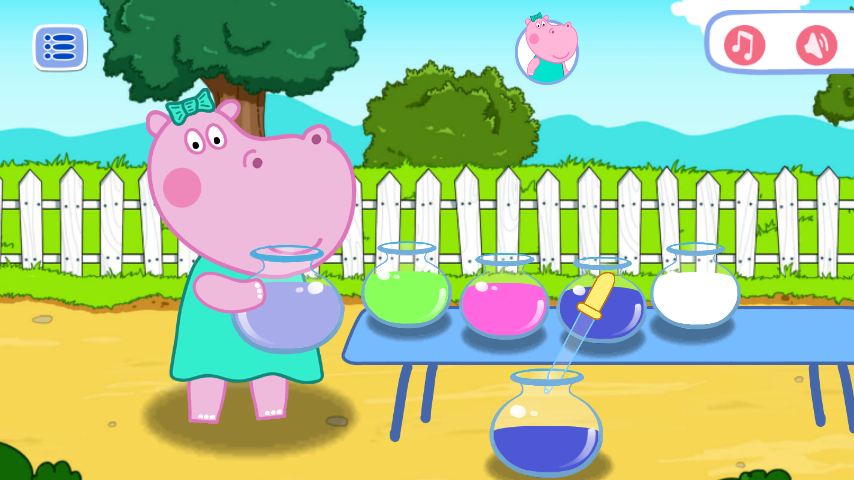 kids mini games screenshot 1