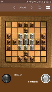 Hnefatafl screenshot 2