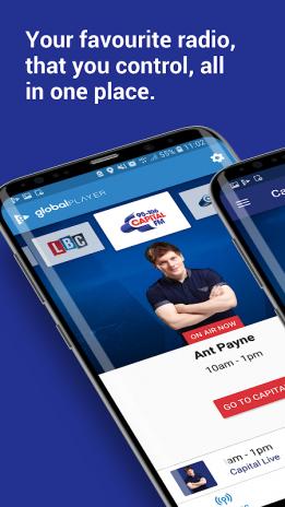 Capital FM Radio App 18 0 1 Download APK for Android - Aptoide