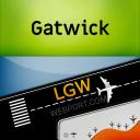 Gatwick Airport (LGW) Info + Flight Tracker
