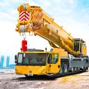 Heavy Crane Simulator Game 2019 - Construction Sim